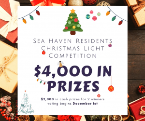 yeppoon christmas lights competition